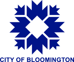City of Bloomington Logo